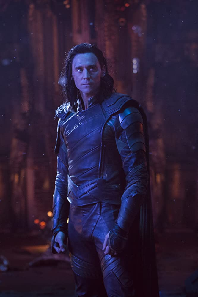 Tom Hiddleston in Avengers: Infinity War (2018)