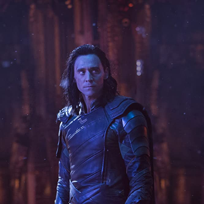 Tom Hiddleston in Avengers: Infinity War (2018)