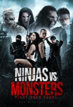 Primary image for Ninjas vs. Monsters
