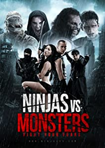 Ninjas vs. Monsters movie free download in hindi