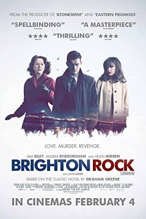 Where to stream Brighton Rock