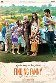 Finding Fanny (2014) Poster - Movie Forum, Cast, Reviews