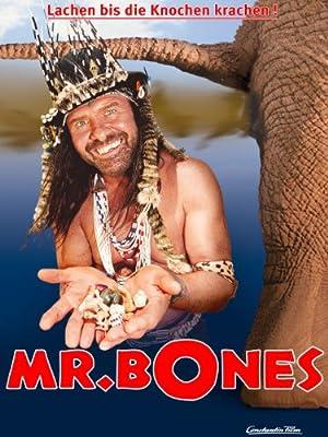 Mr. Bones poster
