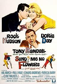 Send Me No Flowers (1964) Poster - Movie Forum, Cast, Reviews