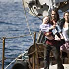 Alicja Bachleda, Colin Farrell, and Alison Barry in Ondine (2009)