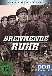 Brennende Ruhr Poster