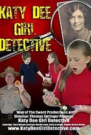 Katy Dee, Girl Detective Poster