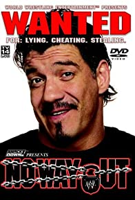 Primary photo for WWE No Way Out