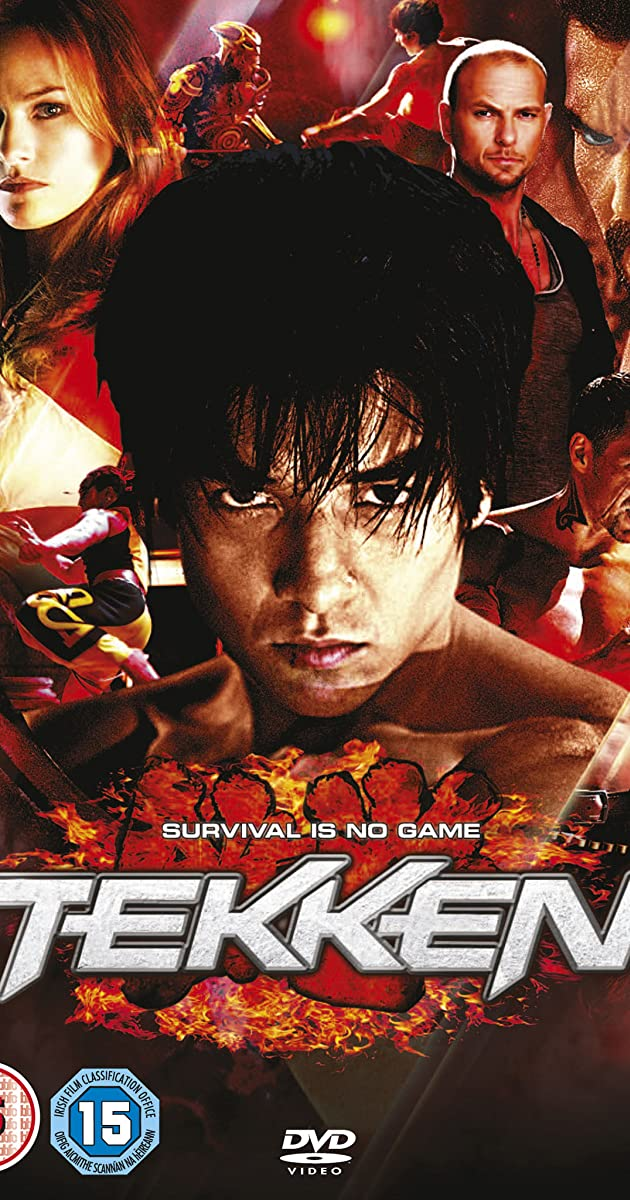 Subtitle of Tekken
