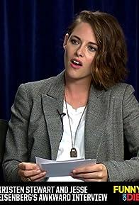 Primary photo for Kristen Stewart and Jesse Eisenberg's Awkward Interview