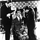 Cary Grant, Peter Lorre, and Raymond Massey in Arsenic and Old Lace (1943)