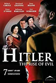 Stockard Channing, Julianna Margulies, Peter O'Toole, Liev Schreiber, and Robert Carlyle in Hitler: The Rise of Evil (2003)