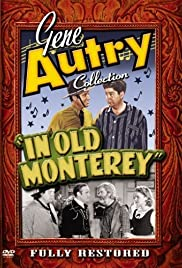 In Old Monterey Poster
