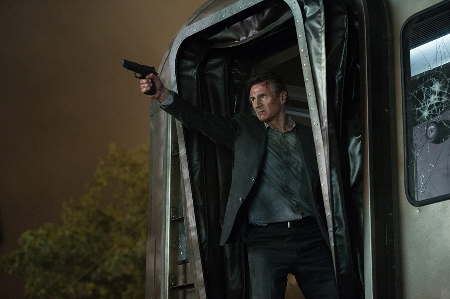 Liam Neeson in The Commuter (2018)