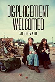 Displacement Welcomed Poster