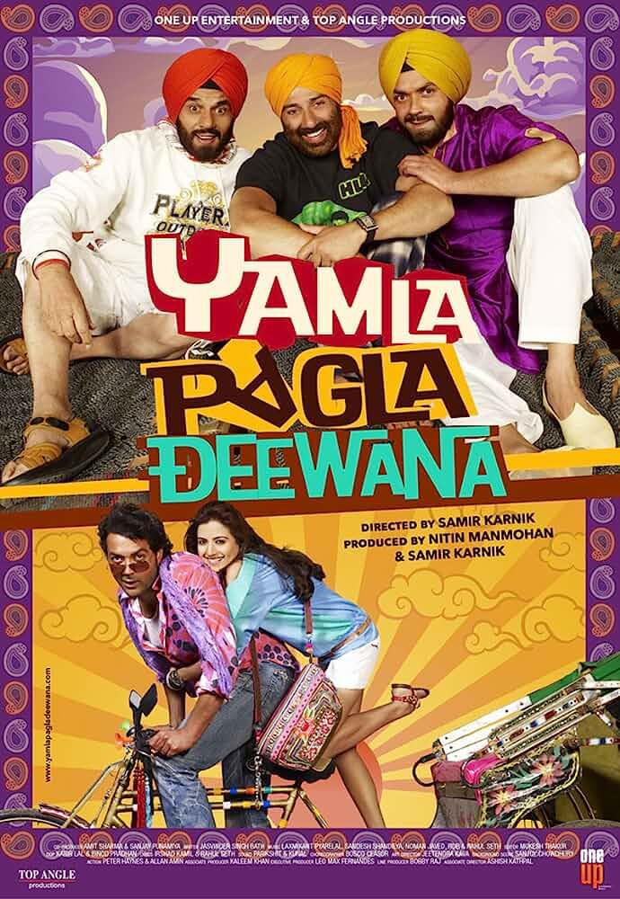 Yamla Pagla Deewana (2011) centmovies.xyz