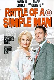 Rattle of a Simple Man Poster
