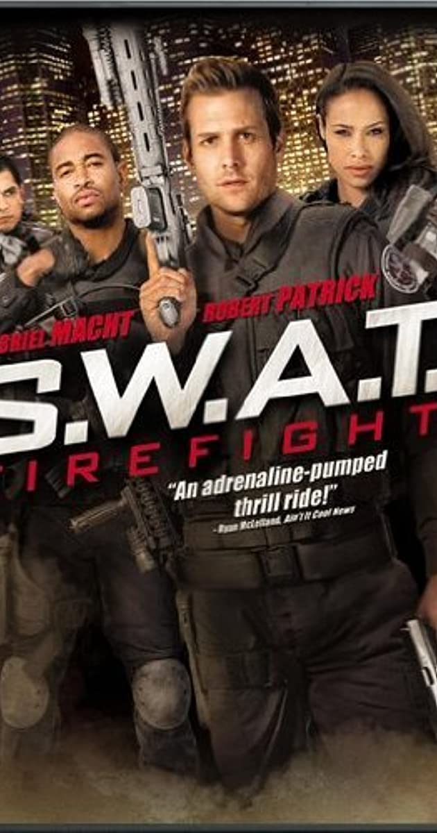 Subtitle of S.W.A.T.: Firefight