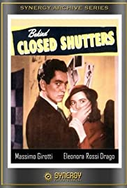 Behind Closed Shutters Poster