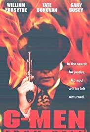 G-Men from Hell(2000) Poster - Movie Forum, Cast, Reviews