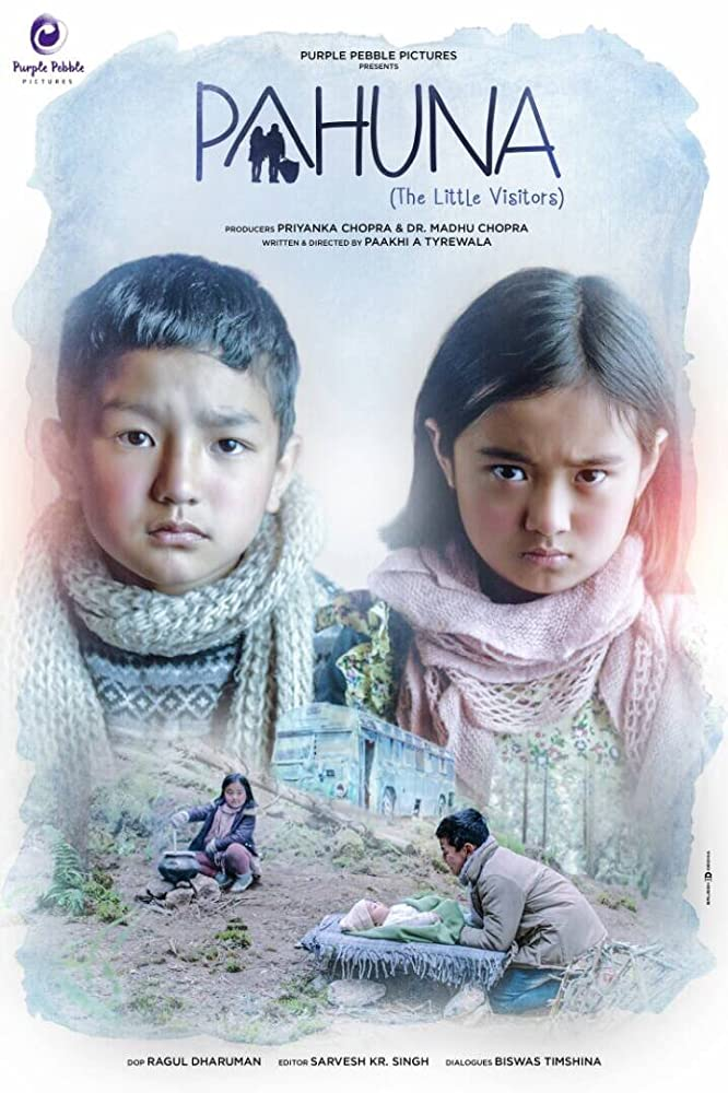 Pahuna (2017) Nepali 720p WEB-DL x264 ESubs