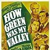 Maureen O'Hara, Roddy McDowall, Sara Allgood, Donald Crisp, John Loder, Walter Pidgeon, and Evan S. Evans in How Green Was My Valley (1941)