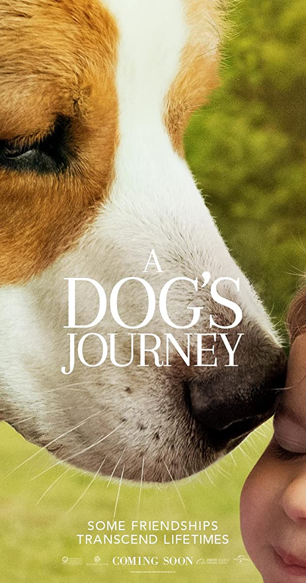 Watch Full HD Movie A Dog's Journey (2019)