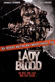 Lady Blood Poster