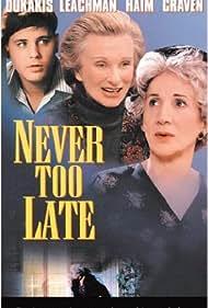 Corey Haim, Olympia Dukakis, and Cloris Leachman in Never Too Late (1996)