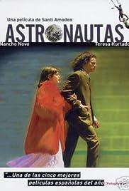 Astronautas Poster