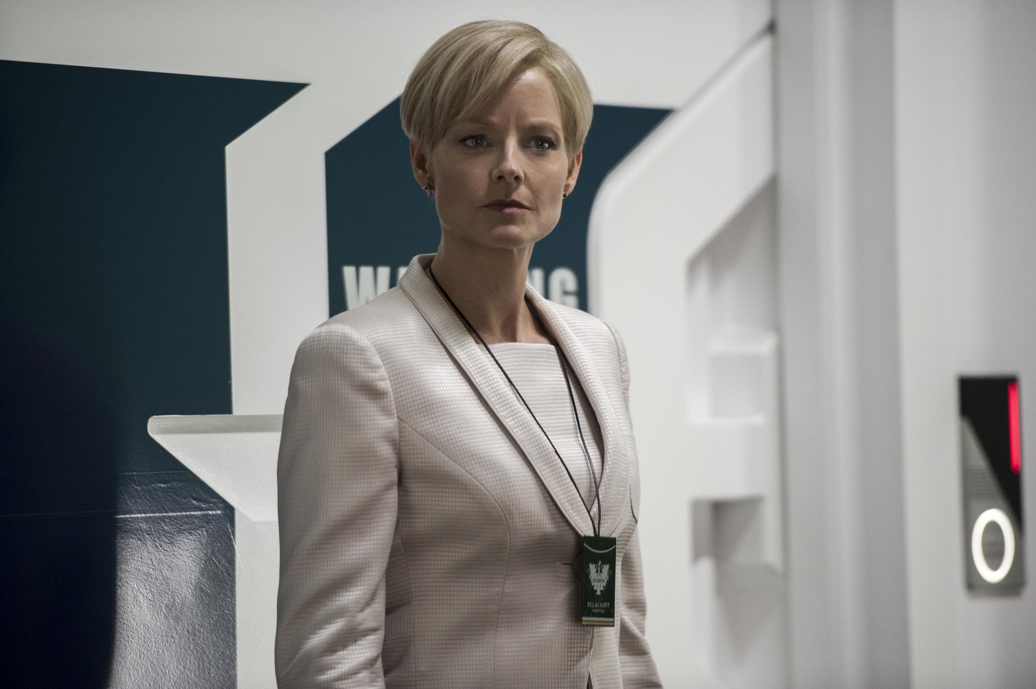 Jodie Foster in Elysium (2013)