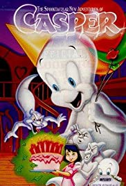 The Spooktacular New Adventures of Casper Poster