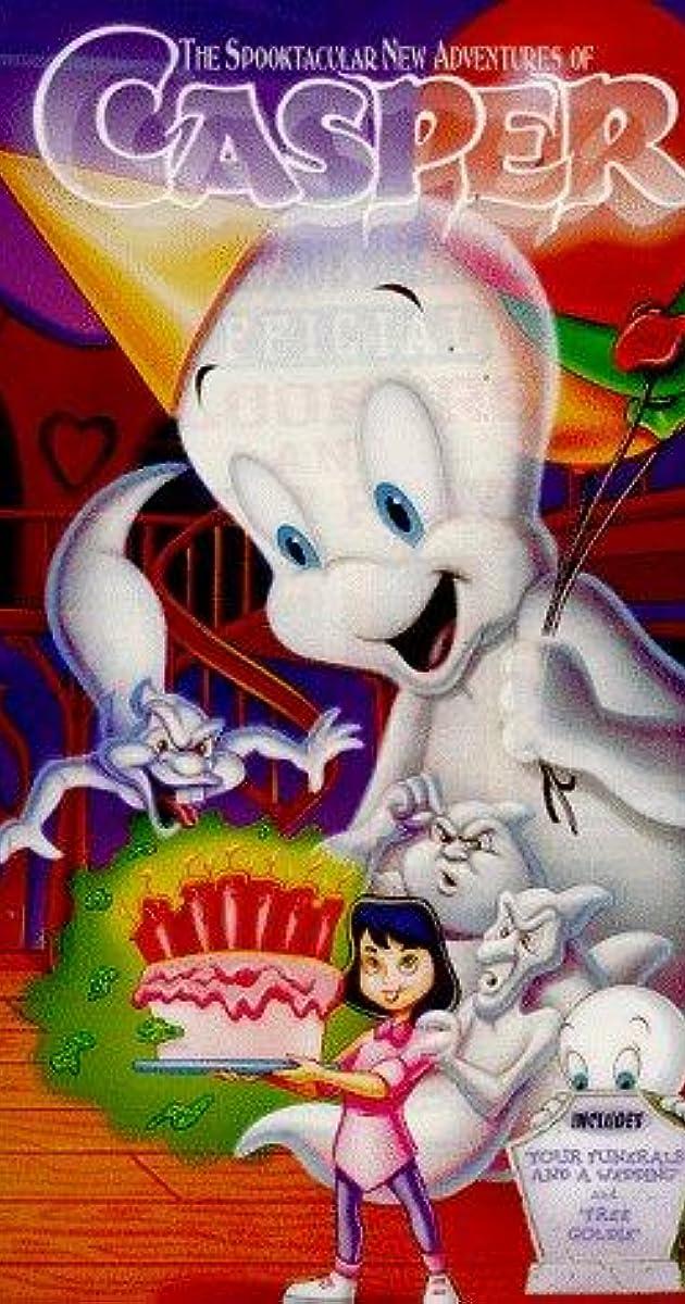 The Spooktacular New Adventures of Casper (TV Series 1996