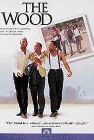 Taye Diggs, Omar Epps, and Richard T. Jones in The Wood (1999)