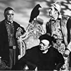 Peter Lorre, Boris Karloff, and Vincent Price in The Raven (1963)