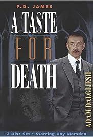 A Taste for Death Poster