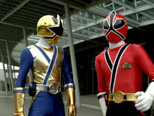 Power rangers samurai useful