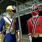 Steven Skyler and Alexander P. Heartman in Power Rangers Samurai (2011)