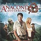 David Hasselhoff, Crystal Allen, Alan O'Silva, Patrick Regis, and Mihaela Elena Oros in Anaconda: Offspring (2008)