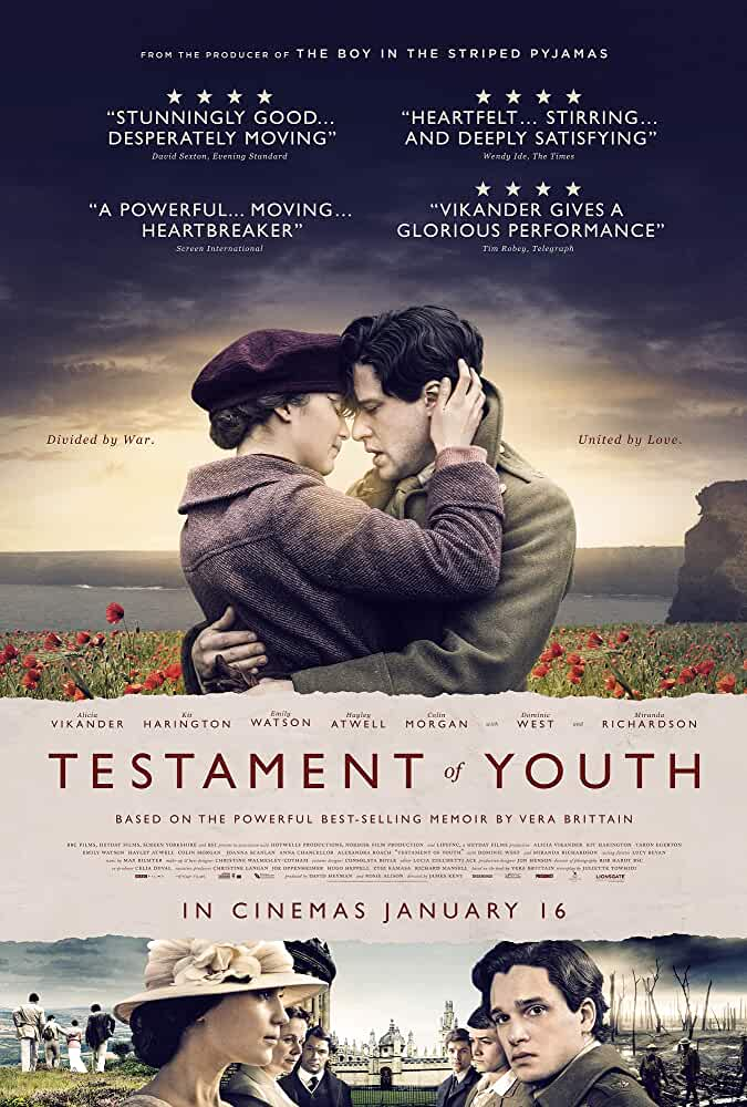 Testament of Youth 2014 BluRay 480p 720p 1080p Direct Link