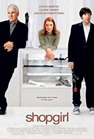 Claire Danes, Steve Martin, and Jason Schwartzman in Shopgirl (2005)