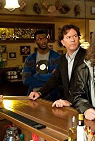 Timothy Hutton, Aldis Hodge, Christian Kane, and Beth Riesgraf in Leverage (2008)