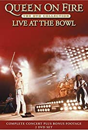 Queen on Fire: Live at the Bowl Poster