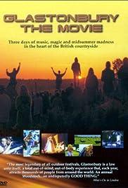 Glastonbury: The Movie in Flashback Poster