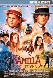 Kamilla og tyven Poster