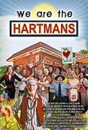 We Are the Hartmans Poster