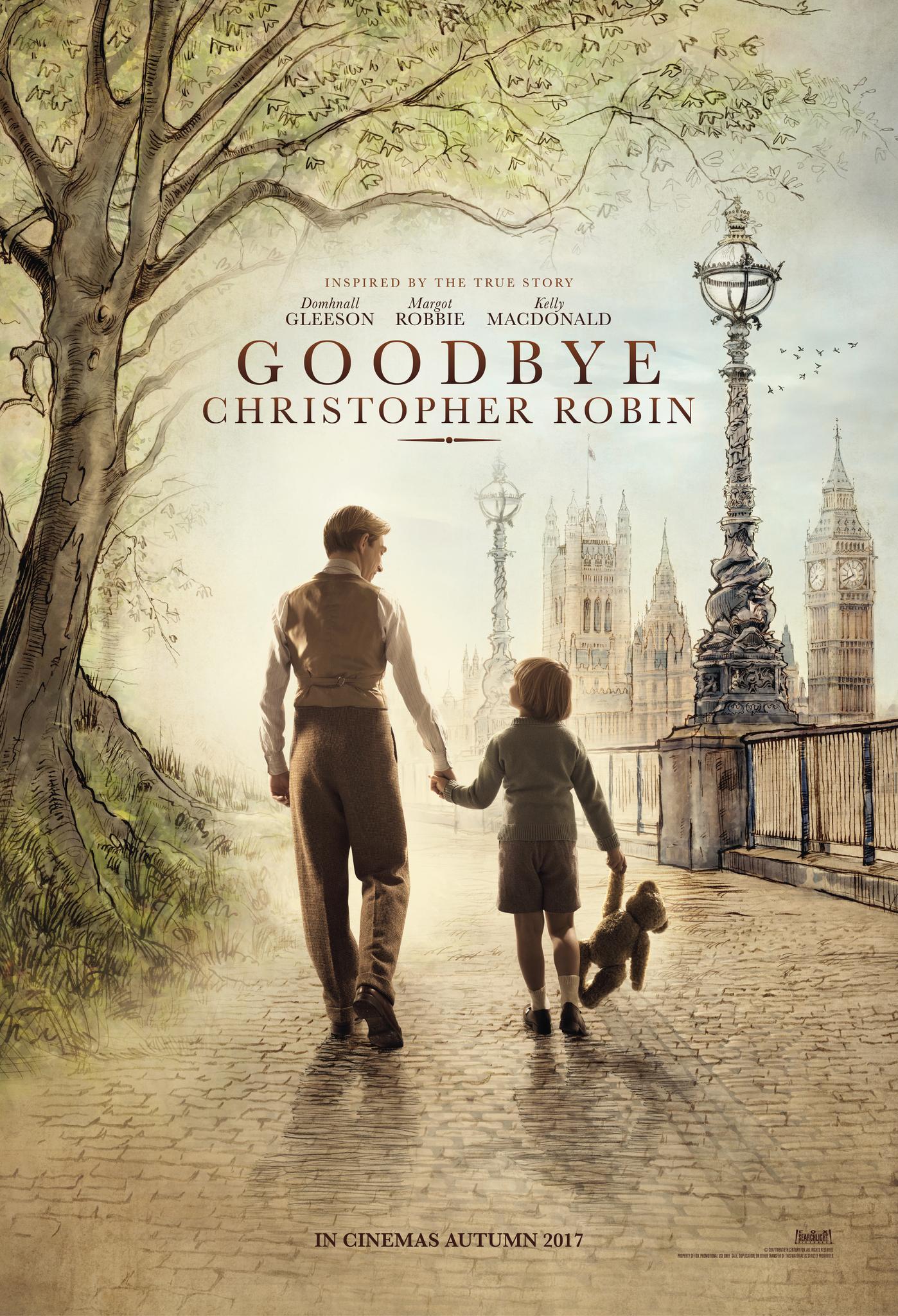 Goodbye Christopher Robin (2017) BluRay 720p & 1080p