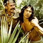 Sam Neill and Jason Scott Lee in The Jungle Book (1994)