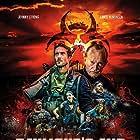 Lance Henriksen, Johnny Strong, and Chelsea Edmundson in Daylight's End (2016)