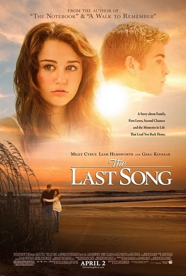 The Last Song (2010) Best Romantic movies